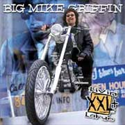 Livin Large CD, Big Mike Griffin & the Unknown Blues Band